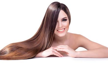 Haarverlängerung mit 50 oder 100 Echthaar-Extensions inklusive Schnitt bei Lobo Spinn Coiffeur ab 129 €