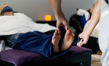 Up to 41% Off Reflexology Package at Relax the Feet