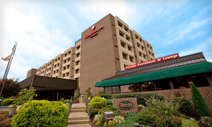 Ramada Plaza Hagerstown - Hagerstown: One- or Two-Night Stay at Ramada Plaza Hagerstown