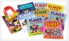 Elmer 8-Book Children's Set with Tote Bag: $12.99 for an Elmer 8-Book Set with Tote Bag ($59.95 List Price)