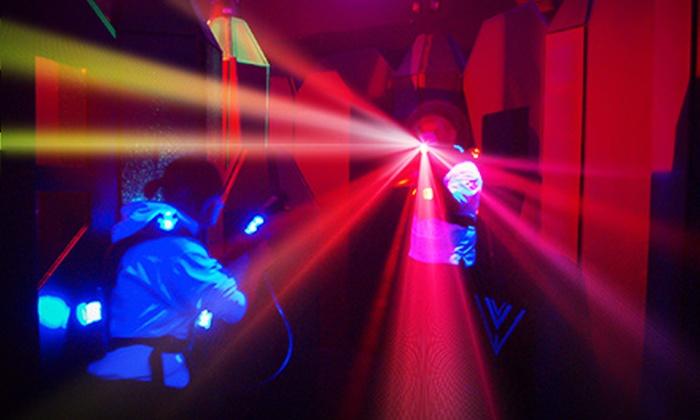 Q-Zar - Sylvania: $42 for $85 Worth of Single Games of Laser Tag at Q-Zar