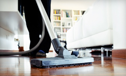 One or Three Two-Hour Housecleaning Sessions from Tidy-and-Clean (Up to 60% Off)
