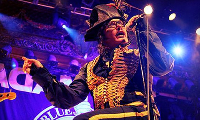 Adam Ant - Turner Hall Ballroom: Adam Ant at Turner Hall Ballroom on Saturday, August 31, at 8 p.m. (Up to 58% Off)