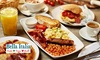 Bella Italia - Multiple Locations: Prosecco Brunch for One or Two at Bella Italia, Nationwide (Up to 59% Off)