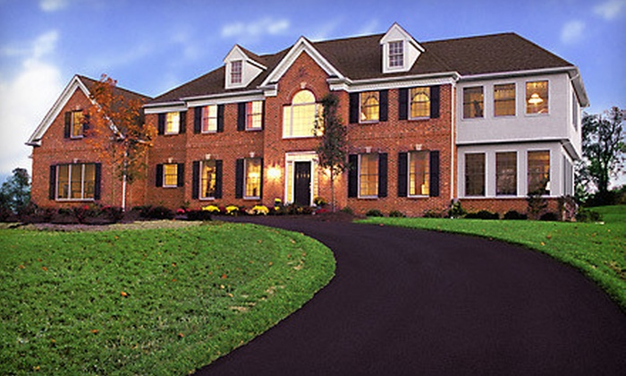 Bryer's Protective Coatings - Springfield MO: $79 for a Seal Coating on a Driveway or Lot Up to 1,000 Sq. Ft. from Bryer's Protective Coatings (Up to $270 Value)