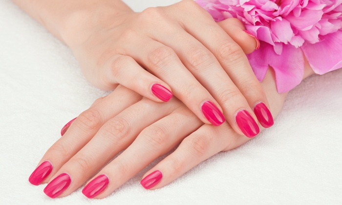 Sunshine - Leeds: Shellac Manicure with an Optional Shellac Pedicure at Sunshine
