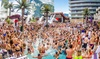 Up to 67% Off All-Access Pool Party Pass at Vegas Pool Pass
