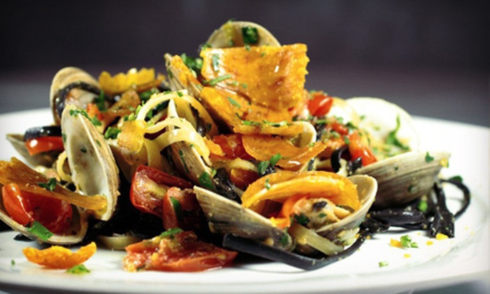 Café Americano - Sarasota: $10 for $20 Worth of Casual Italian Food and Drinks at Café Americano