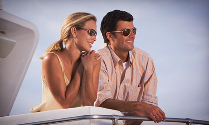 Captain Doug Hicks Fishing Charters - New Smyrna Beach: Two-Hour Private Sunset Cruise for Two or Four from Captain Doug Hicks Fishing Charters (Up to 68% Off)