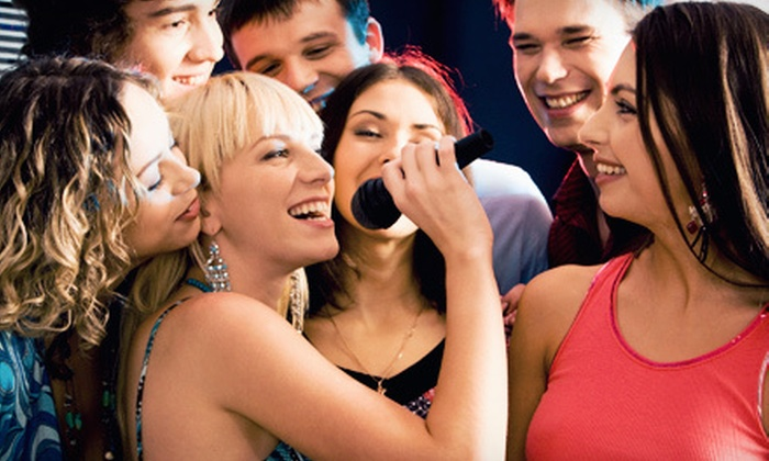 5 Bar Karaoke Lounge - Midtown, Manhattan: Karaoke in a Private Room with Drinks for Four or Up to Eight at 5 Bar Karaoke Lounge (Up to 58% Off)