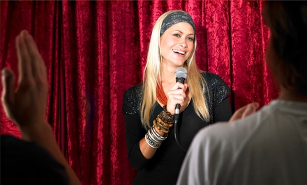 Standup Comedy at Snappers Grill & Comedy Club (Up to 58% Off)