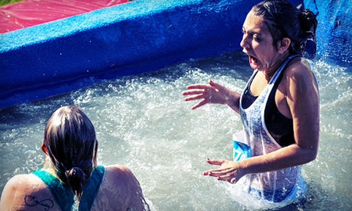 Splash Dash 5k - Round Rock: Two or Four Groupons, Each Good for a Splash Dash 5K Race on Saturday, August 10, at Old Settlers Park (Up to 61% Off)