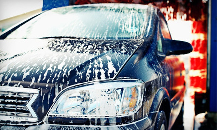 Prime Car Wash - Prime Car Wash: One Prime 360 Car Wash or One Month of Unlimited Washes and One Express Detail at Prime Car Wash (Up to 55% Off)