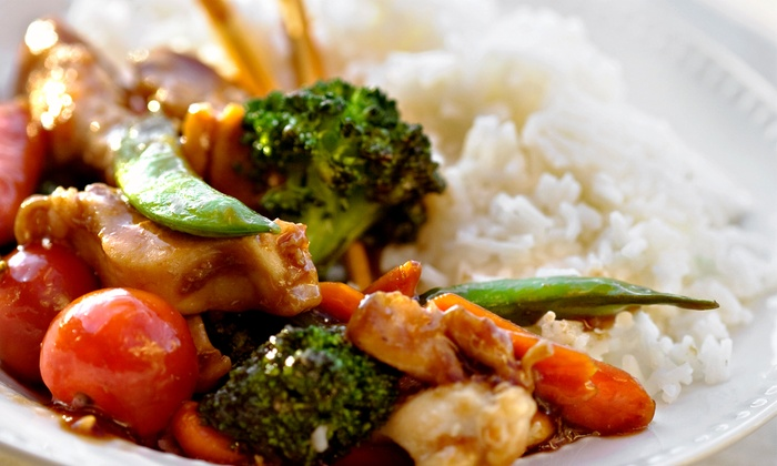 China Dynasty - Upper Arlington: $12 for $20 Worth of Chinese Cuisine at China Dynasty