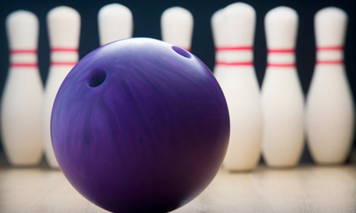 Cowtown Bowling Palace - Fort Worth: Two Games of Bowling with Shoe Rentals for Up to Four at Cowtown Bowling Palace (60% Off)