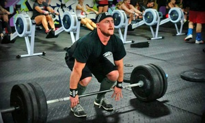 CrossFit Future: One or Three Months of Unlimited CrossFit 101 at CrossFit Future (Up to 59% Off)