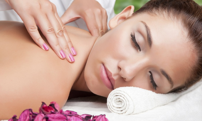 Massage By Judy - Plano: Aromatherapy Massage with Salt and Body-Glow Treatment and Option for Reflexology (Up to 60% Off)