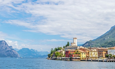 ✈ Milan, Lake Garda and Venice: 69 Nights at a Choice of Hotels with Return Flights and Train Transfers*
