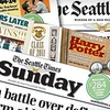 """The Seattle Times"" – Up to 86% Off Sunday Subscription"