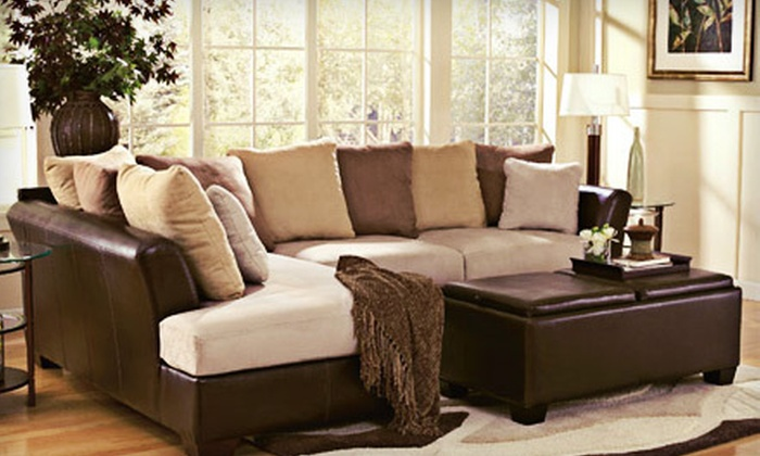 Spokane Furniture Company - Emerson Garfield: $50 for $150 Worth of Furniture, Mattresses, and Home Decor at Spokane Furniture Company