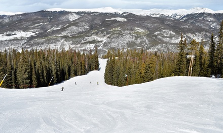 Groupon Deal: Stay at Evergreen Condominiums in Keystone, CO. Dates Available into April.