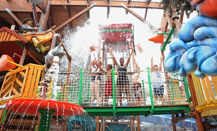 Stay at Six Flags Great Escape Lodge & Indoor Waterpark in Queensbury, NY. Dates into December.