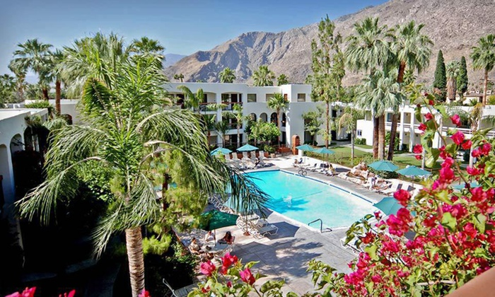 Palm Mountain Resort - Palm Springs, California: Two- or Three-Night Stay at Palm Mountain Resort with Art-Museum Passes and Optional Water-Park Passes