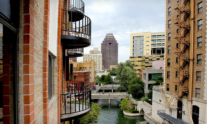 Riverwalk Plaza In San Antonio Tx Groupon Getaways