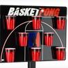 BasketPong Half-Court Set