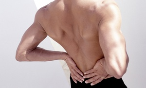 Pain 2 Wellness Center: Three-Visit Chiropractic Treatment Package from Pain 2 Wellness Center (65% Off)