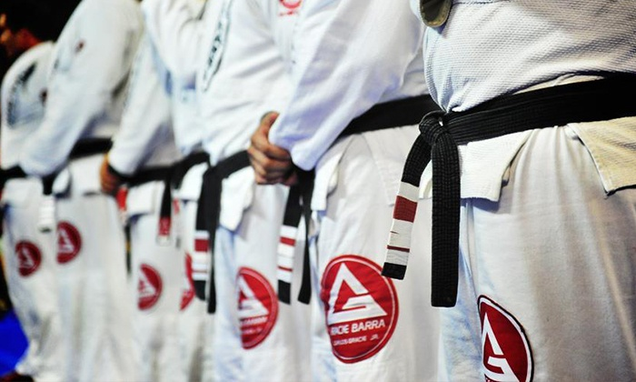 Gracie Barra Twin Cities - Wolfe Park: One or Three Months of Unlimited Brazilian Jiu-Jitsu Martial Arts Classes at Gracie Barra Twin Cities (Up to 81% Off)
