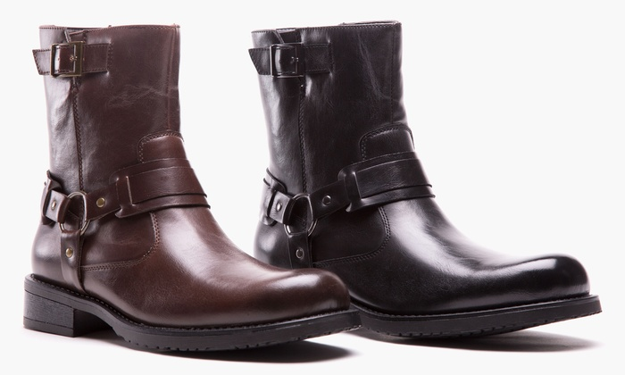 Kenneth Cole Unlisted Slightly-Off Men's Boots