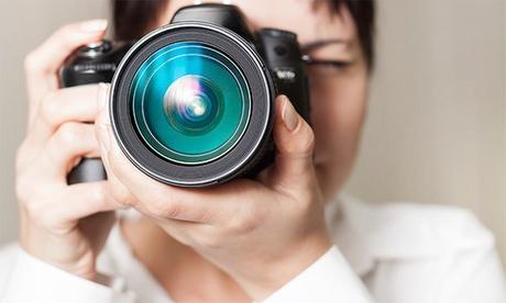 Curso teórico-práctico de fotografía digital para una o dos personas desde 24,90 €