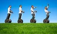 Weekday or Weekend Off-Road Segway Experience for One or Two at Everyman Racing (Up to 33% Off)