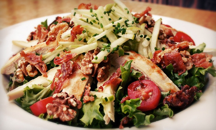 Home Grown Café - Newark: Gourmet Food at Home Grown Café (Half Off). Three Options Available.