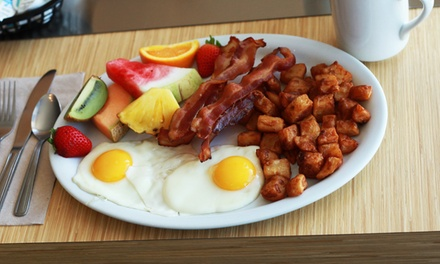 $14 for a Breakfast for Two at Mon Resto (Up to $27.90 Value)