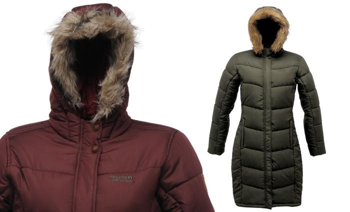 Winterjas Voor Oudere Dames.Blissful Winterjas Voor Dames Groupon Goods