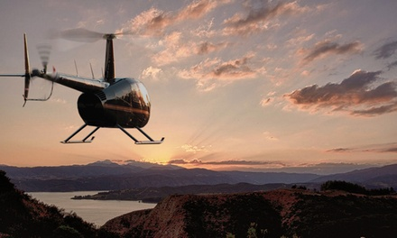 1.5- or 2.5-Hour Helicopter-Flight Packages from Circuit ICAR (Up to 50% Off)