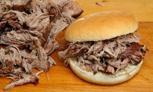Benny's BBQ: Barbecue Dinner at Benny's BBQ (Up to 60% Off). Three Options Available.
