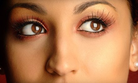 Permanent Eyeliner for Upper or Lower Eyelids (a $225 value) - Flawless Faces Permanent Cosmetics at Salon Chic Downtown in New Braunfels