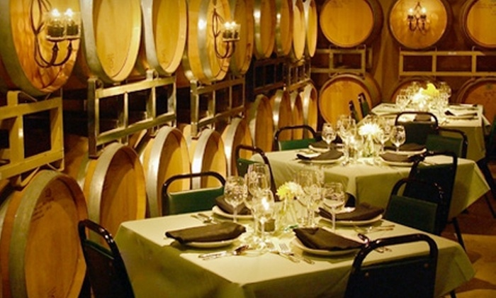 Lightcatcher Winery & Bistro - Fort Worth: $15 for $30 Worth of Contemporary American Dinner with Complimentary Wine Tasting at LightCatcher Winery & Bistro