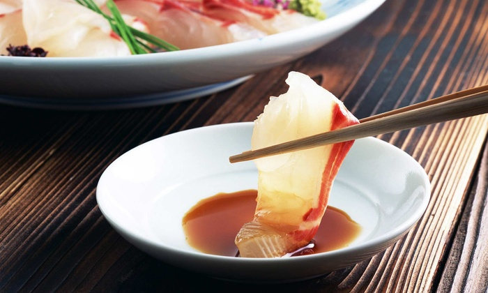 Maki Cafe - East Rockville: Asian Fusion  at Maki Cafe (40% Off).