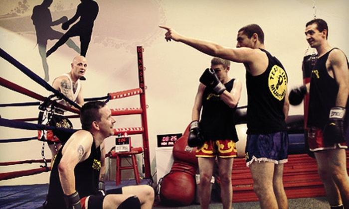 Team Link Muay Thai - Shrewsbury Street: 5 or 10 Muay Thai Classes at Team Link Muay Thai (Up to 80% Off)