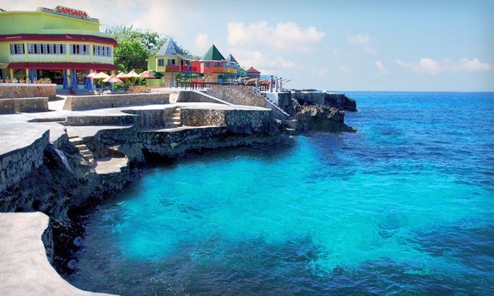 All-Inclusive Samsara Cliff Resort - Negril, Jamaica: 3-, 4-, or 5-Night All-Inclusive Stay for Two at Samsara Cliff Resort in Negril, Jamaica. Includes Taxes and Fees.