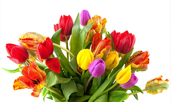 Red Square Flowers - Red Square Flowers: $22 for $40 Worth of Products at Red Square Flowers
