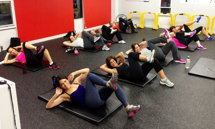 $39 for 10 Boot-Camp Classes at Me First Fitness (Up to $160 Off)