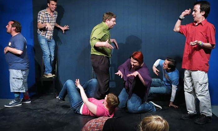 Interactive Long-Form Improv Class - Station Theater: Explore the Art of Spontaneity During a Long-Form Improv Class