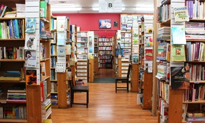 The Book Man: CC$25 for CC$40 Worth of Used Books at The Book Man