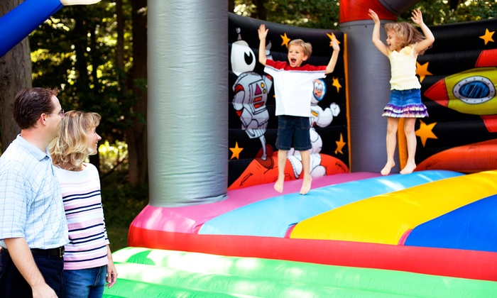 Gamm Time Party & Rentals - Washington DC: 2- or 4-Hour Party Package or Rental of Moon Bounce from Gamm Time Party & Rentals (Up to 50% Off)