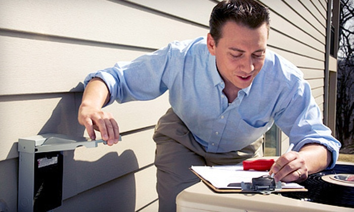 Euro-Climate - San Jose: $35 for an Air-Conditioner or Furnace Tune-Up from Euro-Climate ($80 Value)
